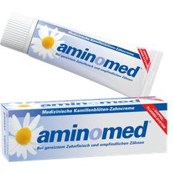 AMIN O MED Fluorid Kamille Zahnpasta 75 ml