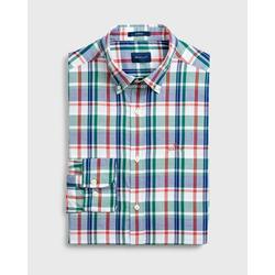 Gant T-Shirt GANT / He.T-Shirt / D1. OXFORD PLAID REG BD rosa L