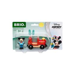 BRIO® Spielzeug-Eisenbahn BRIO Micky Maus Lokomotive