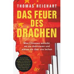 Das Feuer des Drachen als Buch von Thomas Reichart