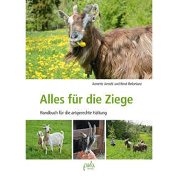 Alles für die Ziege