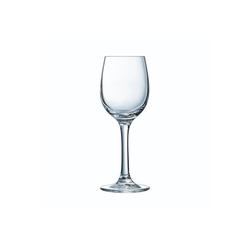 Chef & Sommelier Likörglas Cabernet Tulip, Krysta Kristallglas, Likörkelch 70ml Krysta Kristallglas transparent 6 Stück Ø 4.9 cm x 13.5 cm