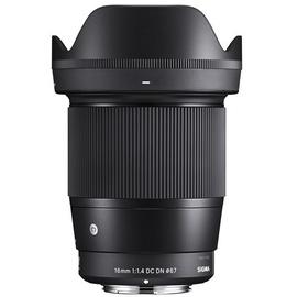 Sigma 16 mm F1,4 DC DN (C) Canon M