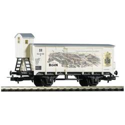 PIKO 54447 H0 Gedeckter Güterwagen G02  Born Senf  der DRG