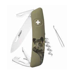 SWIZA Taschenmesser D05 Wildschwein