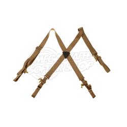Low Drag Suspender für PLB Belt Coyote