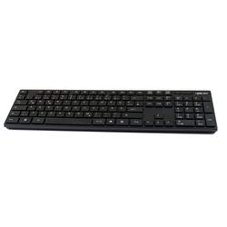 Hyrican Office USB Tastatur black ST-SKB698 schwarz