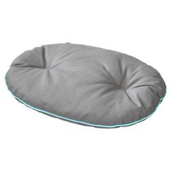 D&D Hundebett Ovelly Perla Bed grau, Maße: 80 x 54 x 8,5 cm