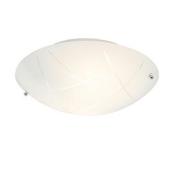 Basispreis* Deckenlampe mit Opalglasschirm ¦ weißØ: [30.0]