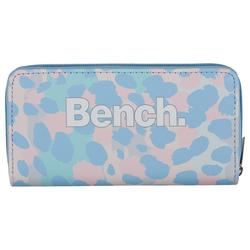 Bench. Geldbörse, mit Logodruck blau