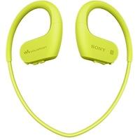 Sony Walkman NW-WS623 limonengelb