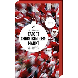 Tatort Christkindlesmarkt - Buch