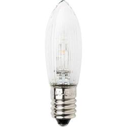 Konstsmide 5072-730 Ersatzbirne für Lichterketten 3 St. E10 6V Warmweiß