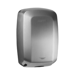 Händetrockner - elektrisch - 420 bis 1.500 W - matt