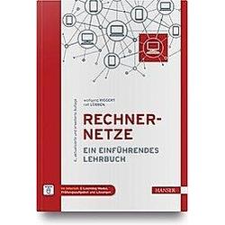 Rechnernetze. Wolfgang Riggert  Ralf Lübben  - Buch