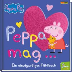 PEPPA PIG Fühlbuch