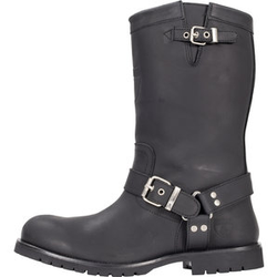 Highway 1 Engineer Stiefel schwarz 44
