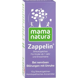 MAMA NATURA Zappelin Globuli 10 g