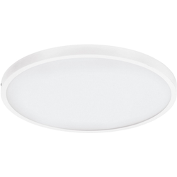 EGLO Aufbauleuchte FUEVA 1, schlankes Design, Durchmesser 50 cm