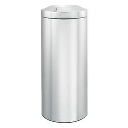 Brabantia Papierkorb Le Tube Flame Guard Matt Steel 30 L