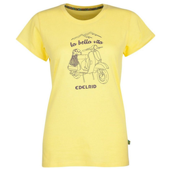Edelrid T-Shirt Edelrid - Highball T Women II (T-Shirts) gelb XL