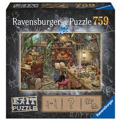 Ravensburger EXIT PUZZLE Hexenküche Puzzle 759 Teile
