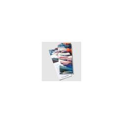 250 Lesezeichen 5,2x14,8cm drucken