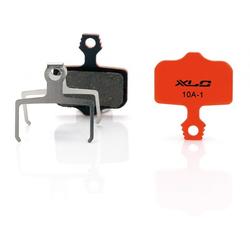 XLC Scheibenbremse XLC Scheibenbremsbeläge BP-O21 Avid/SRAM Elixir un