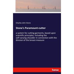Stone's Paramount-cutter als Buch von Charles John Stone