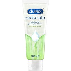 durex Gleitgel Naturals, 100% natürlichen Inhaltsstoffe