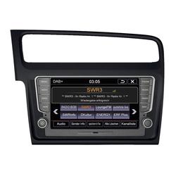 ESX Audio-System (ESX, Volkswagen VW Golf 7 VII, 2-DIN Autoradio, VNS 810-VW-G7)