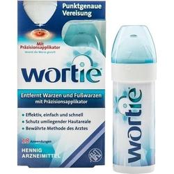 WORTIE gegen Warzen und Fußwarzen mit Applikator 50 ml