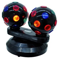 Eurolite Mini Double Ball LED-Effektstrahler