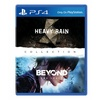 Ps4 Spiel The Heavy Rain + Und And Beyond:two Souls Quantic Dream Collection Neu