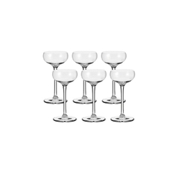 LEONARDO Likörglas Likörschale 6er-Set Cheers (6-tlg)