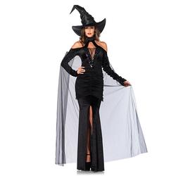 Leg Avenue Sexy Zauberinnen-Kostüm, 2 Teile