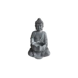 HTI-Line Teelichthalter Teelichthalter Buddha 2 (1 Stück)