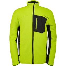 Spyder - Bandit Full Zip Bright Green - Fleece - Größe: L