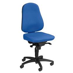 Topstar Body Balance 50 Bürostuhl blau