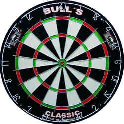 Bulls Classic Bristle Dartscheibe