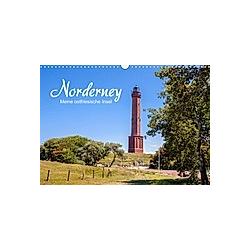 Norderney. Meine ostfriesische Insel (Wandkalender 2021 DIN A3 quer)