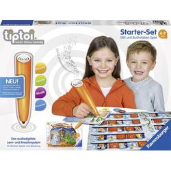 Ravensburger tiptoi® Starter-Set: Stift und Buchstaben-Spiel Stift und Buchstaben-Spiel 00802