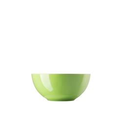 Thomas Porzellan Salatschüssel Sunny Day Apple Green Schüssel 24 cm, Porzellan, (1-tlg)