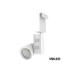 VBLED LED Aufbaustrahler VBLED LED Stromschienenstrahler Shopbeleuchtung 25W