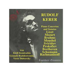 Rudolf Kerer - Legendary Treasures: (CD)