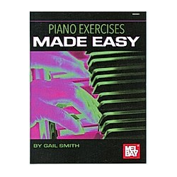 Piano Exercises Made Easy For Piano. Gail Smith  - Buch