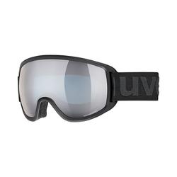 Uvex Skibrille Skibrille Topic FM Spheric Black/Silver-Blue