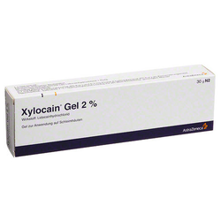 XYLOCAIN GEL 2% 30 g