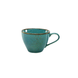 Creatable Kaffeetasse Nature Collection in wasserblau, 20 cl