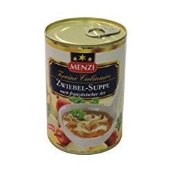 Menzi Zwiebelsuppe Französische Art (400ml Dose)
